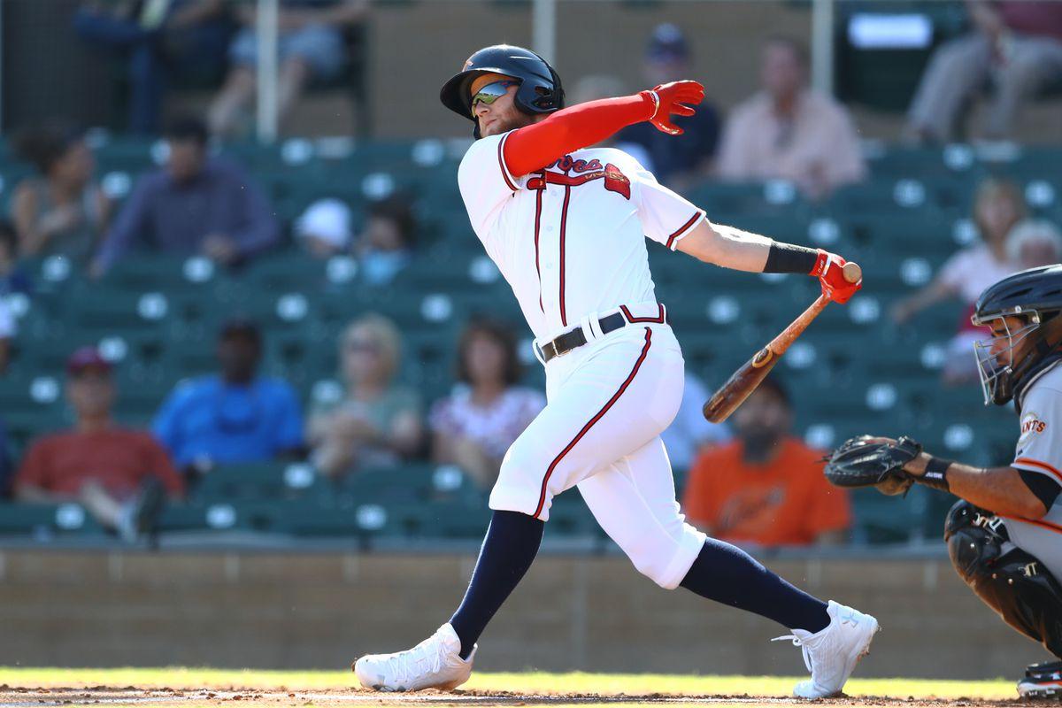 Minor League Baseball: Arizona Fall League-Scottsdale Scorpions at Salt River Rafters