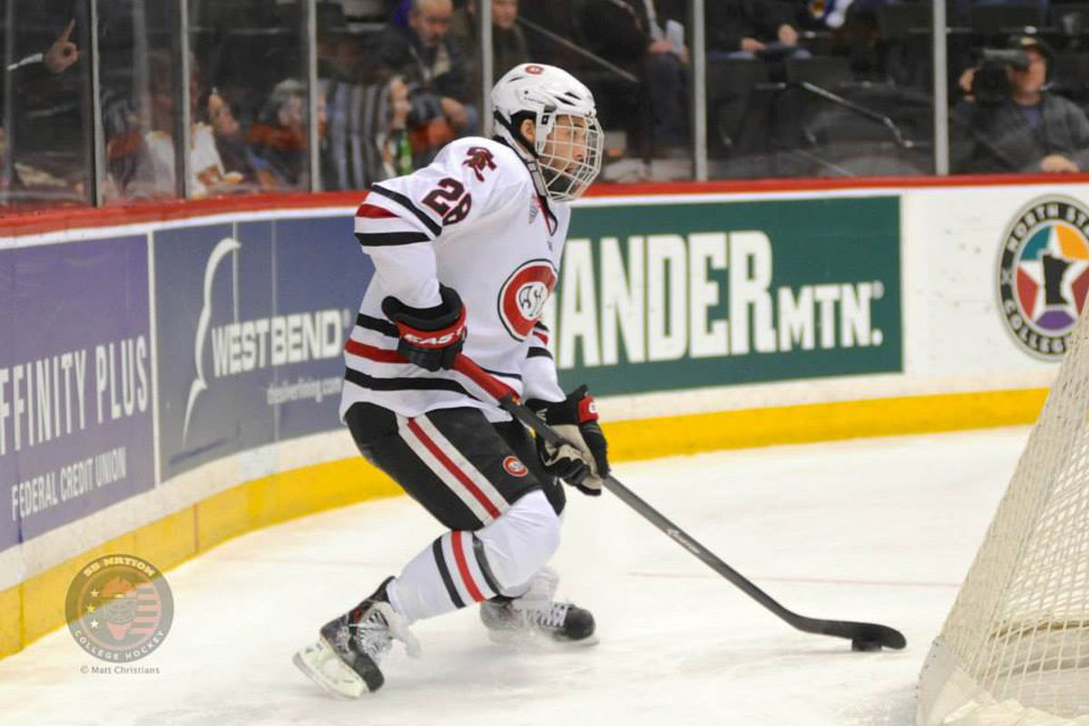 The Huskies welcome top defenseman Andrew Prochno back to the line-up tonight.