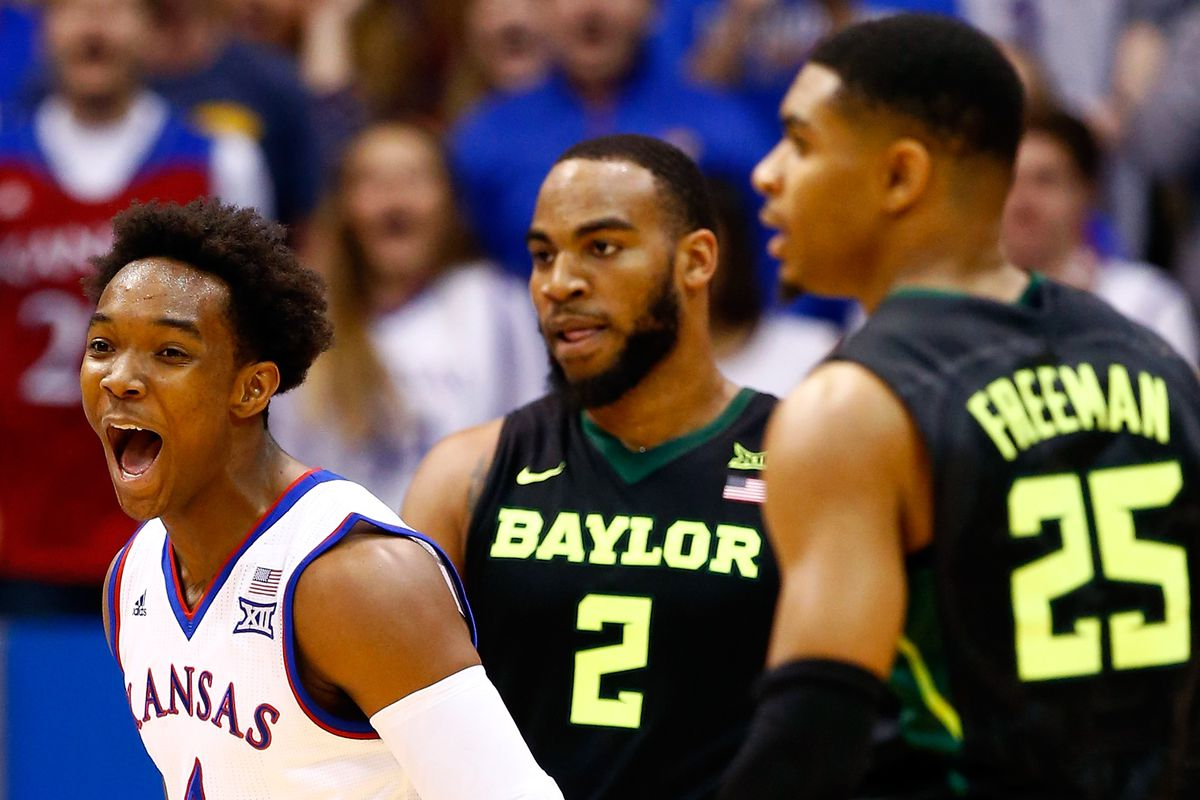 Uk Basketball: How To Watch Kansas Jayhawks Basketball Vs Baylor Bears
