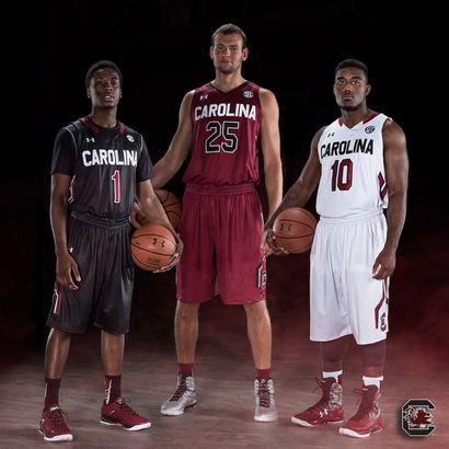 effc5ec3baef Here are the new South Carolina men s basketball uniforms - Garnet ...