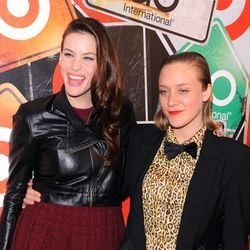 NEW YORK, NY - MARCH 10:  (L-R) Actresses Liv Tyler and Chloe Sevigny attend the GO International Designer Collective Launch at the Ace Hotel on March 10, 2011 in New York City.  (Photo by Andrew H. Walker/Getty Images) *** Local Caption *** Liv Tyler;Chl