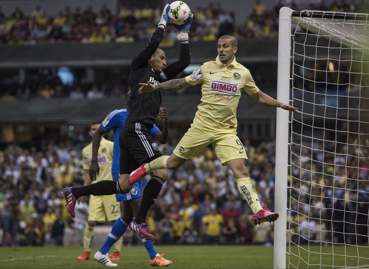 America v Montreal Impact - CONCACAF Champions League