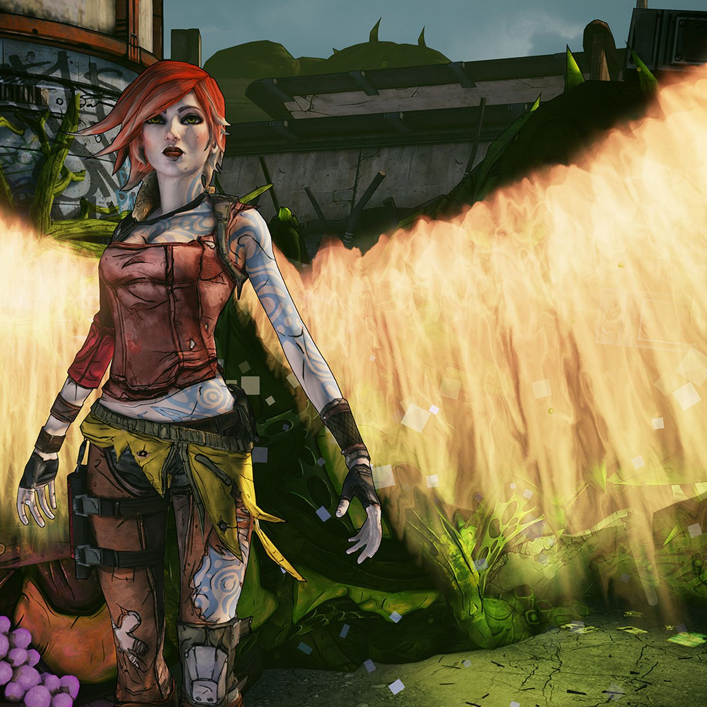 Borderlands 2 free DLC with ties to Borderlands 3 leaked via Steam