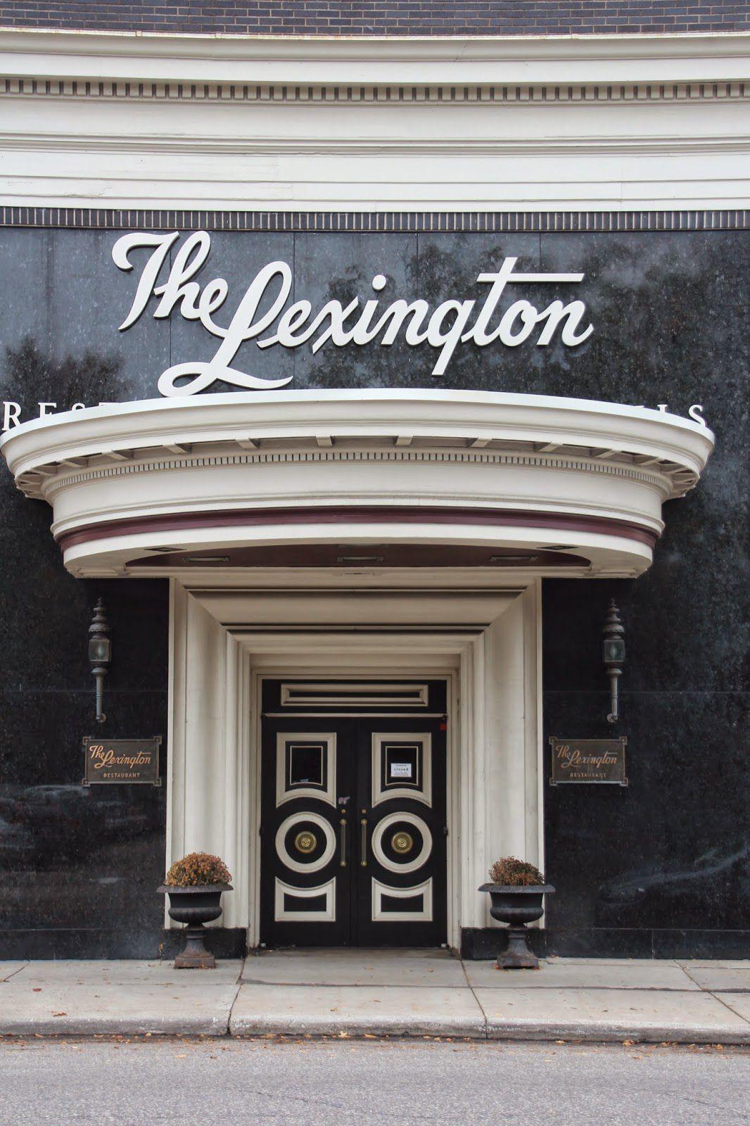 Photo courtesy The Lexington