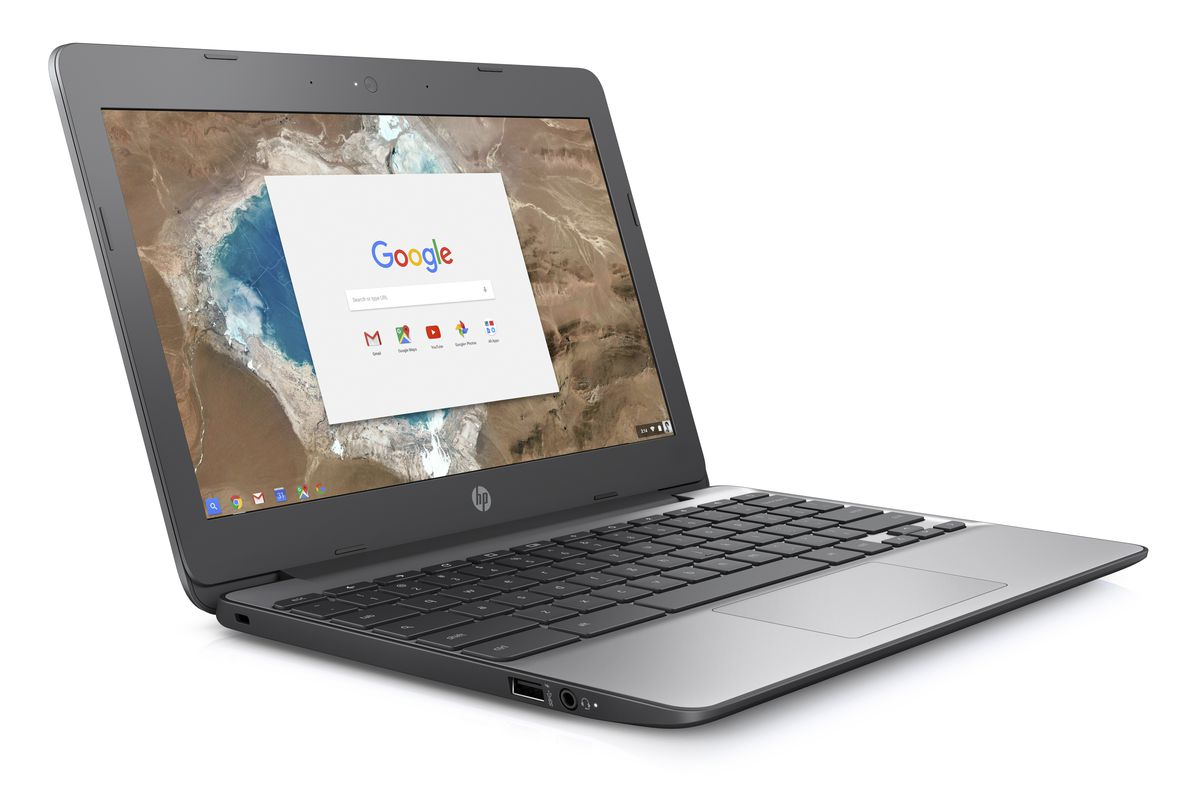 Hp Adds A Touchscreen To Its 11 Inch Chromebook Lineup