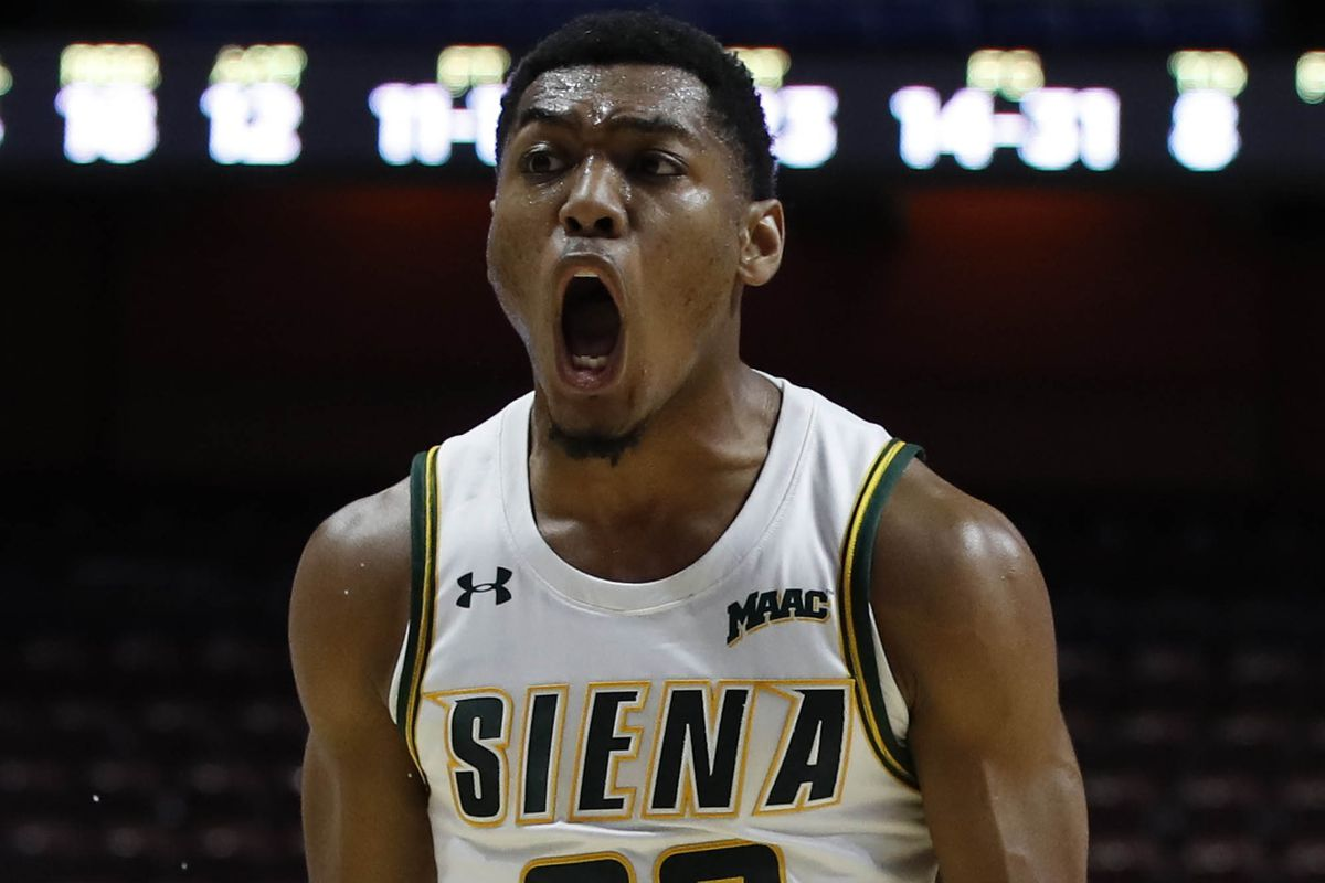 NCAA Basketball: Norfolk State at Siena