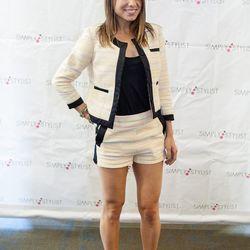 Simply Stylist founder Sarah Boyd.