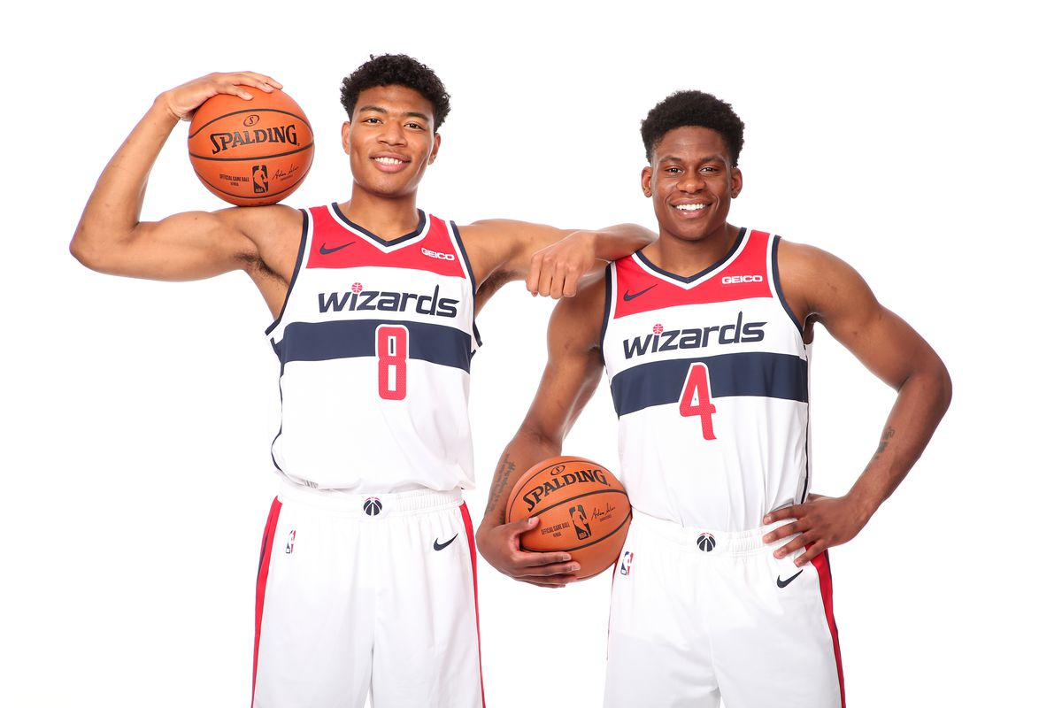 Wizards announce 2019 Summer League roster