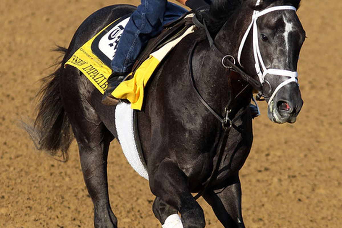 Mission Impazible doesn't win a lot of races, but he consistently finds a way to hit the board.