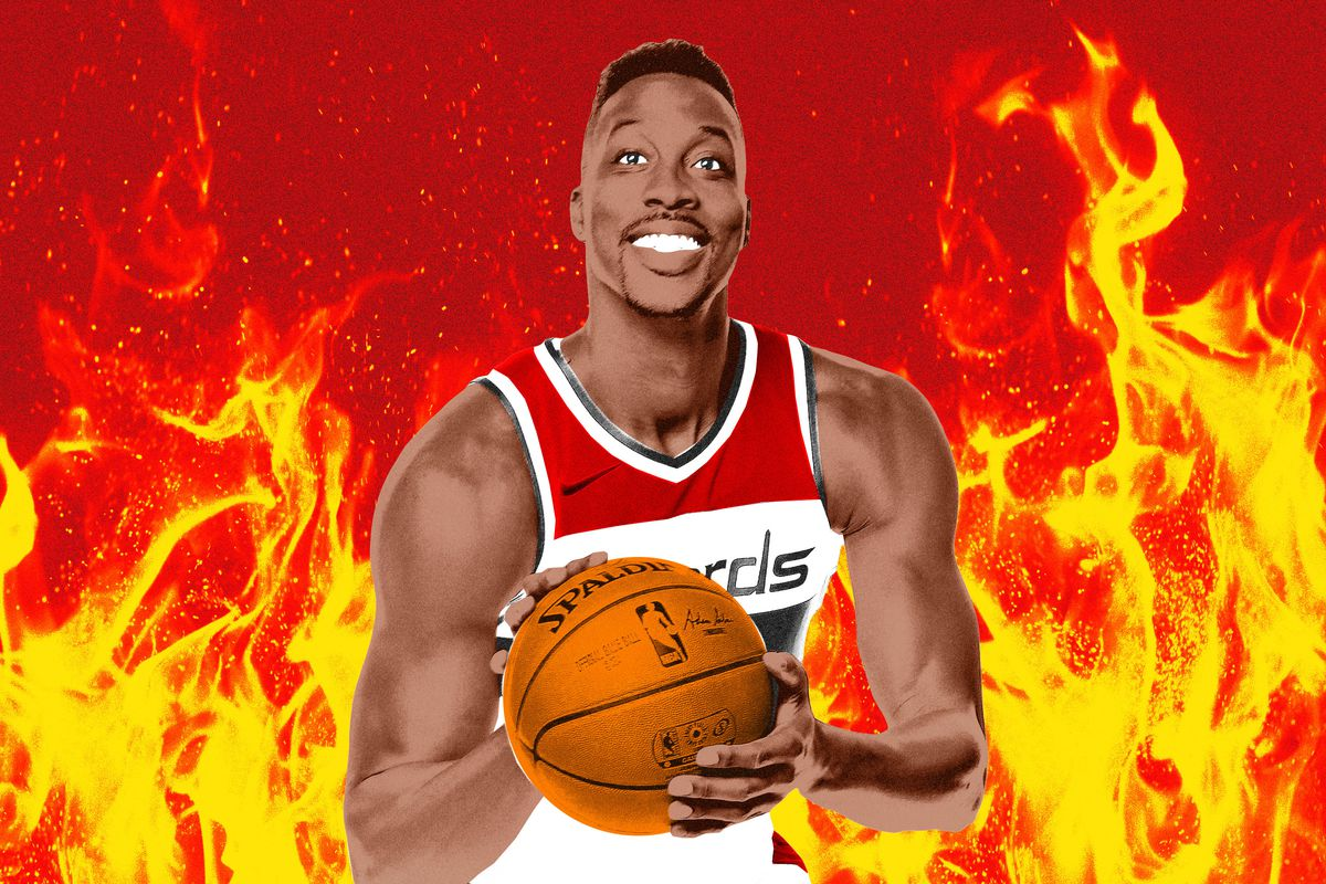 d090668da6a Why Does Everybody Still Hate Dwight Howard? - The Ringer