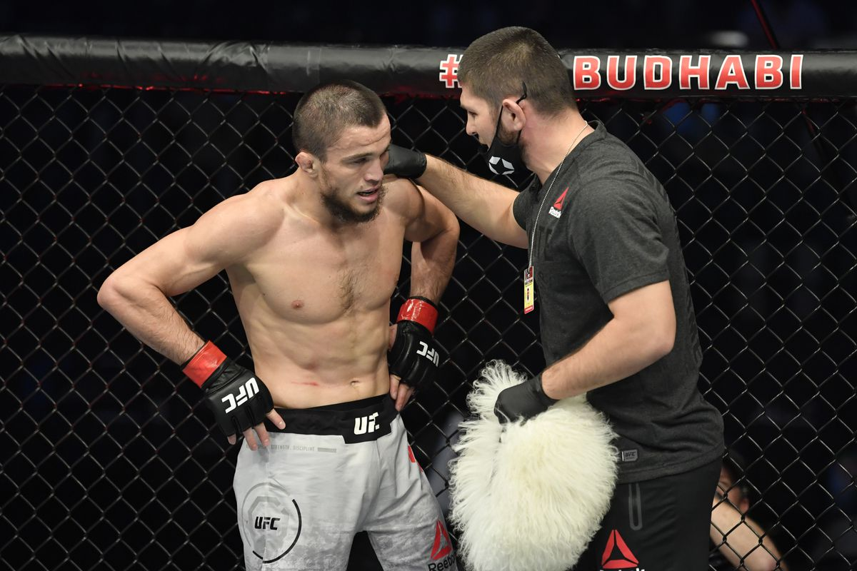 Morning Report: Khabib Nurmagomedov celebrates cousin Umar's win, wants him to fight two more times in 2021 - MMA Fighting
