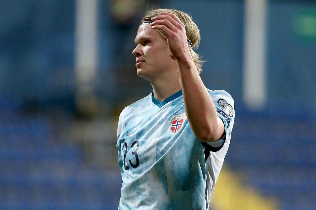 Montenegro v Norway - FIFA World Cup 2022 Qatar Qualifier