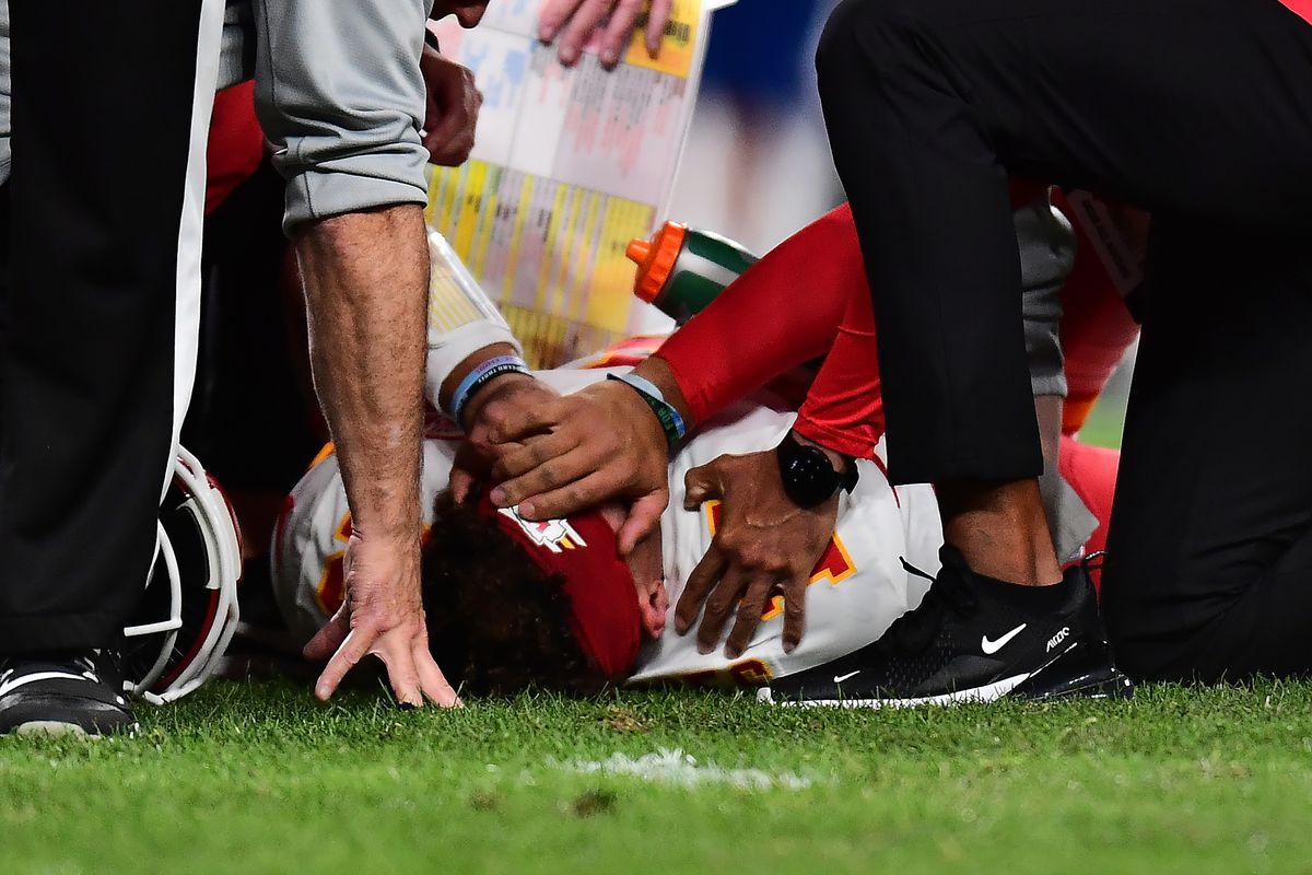 How Patrick Mahomes Knee Injury Affects The Chiefs And The
