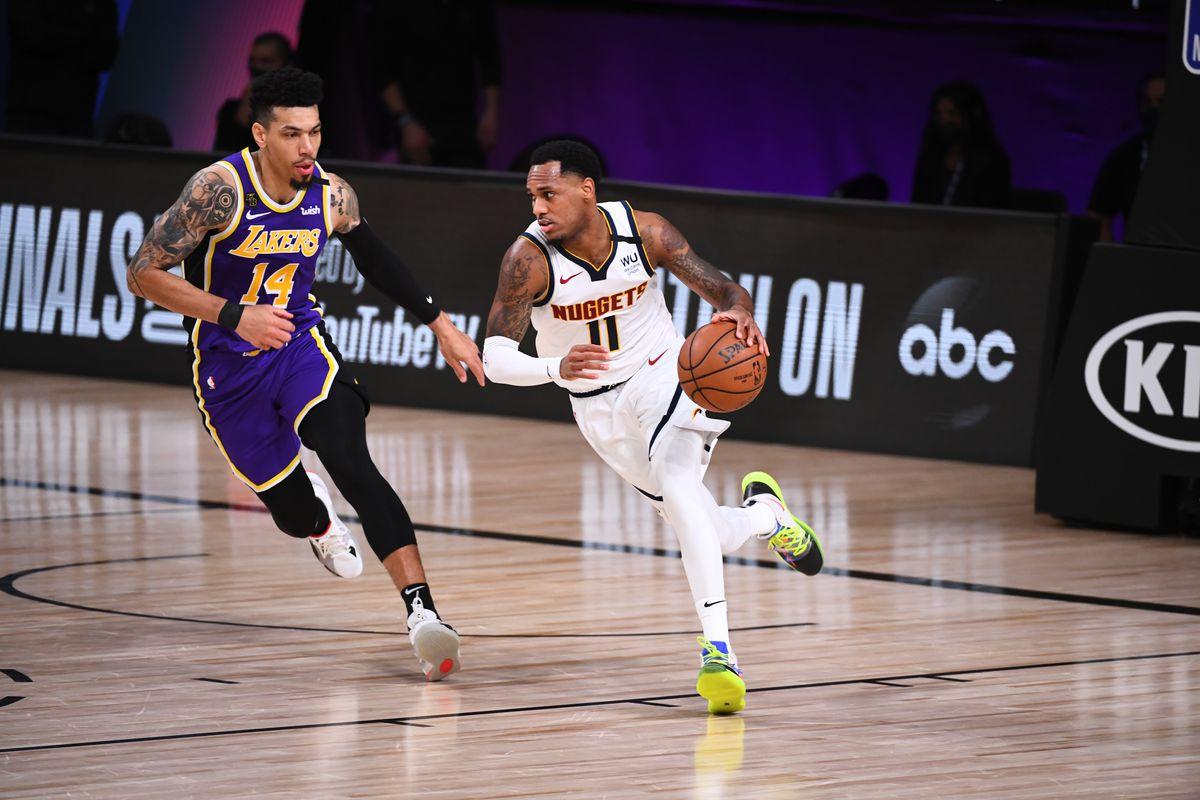 Denver Nuggets v Los Angeles Lakers - Game Five