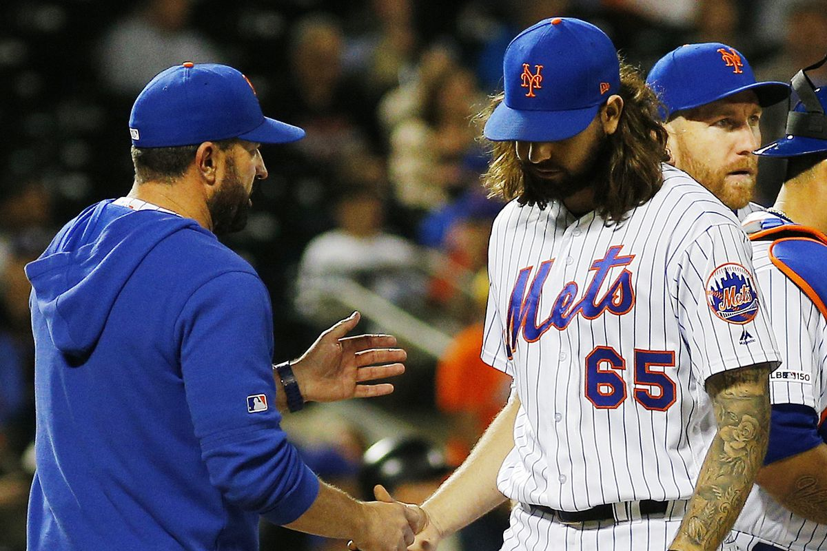 Mets Recap Gsellman Rocked In The Tenth As The Mets Fall To