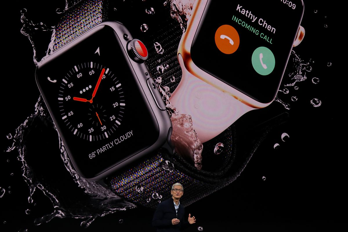 Series 3 Apple Watch: What you need to know - Vox