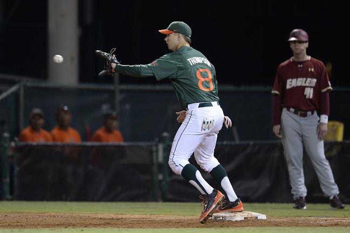 Richard Lewis/Miami Athletics