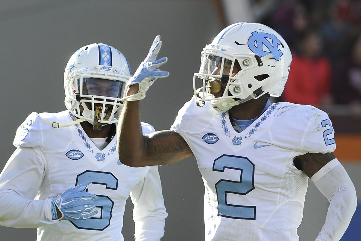 Does UNC boast the best cornerback duo in college football ...