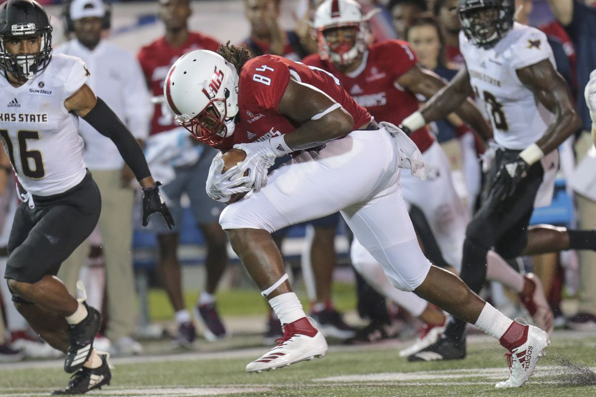 COLLEGE FOOTBALL: SEP 15 Texas State at South Alabama