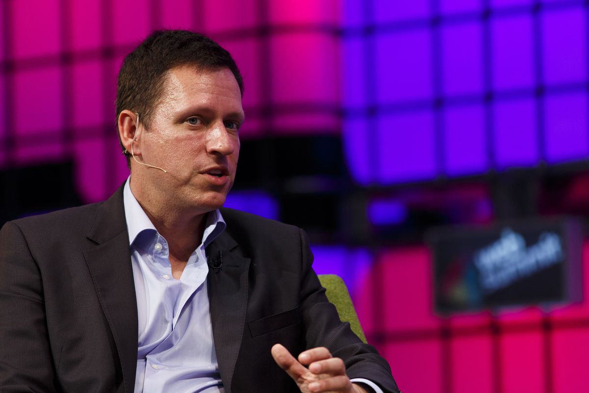 Inside Peter Thiel's mind - Vox
