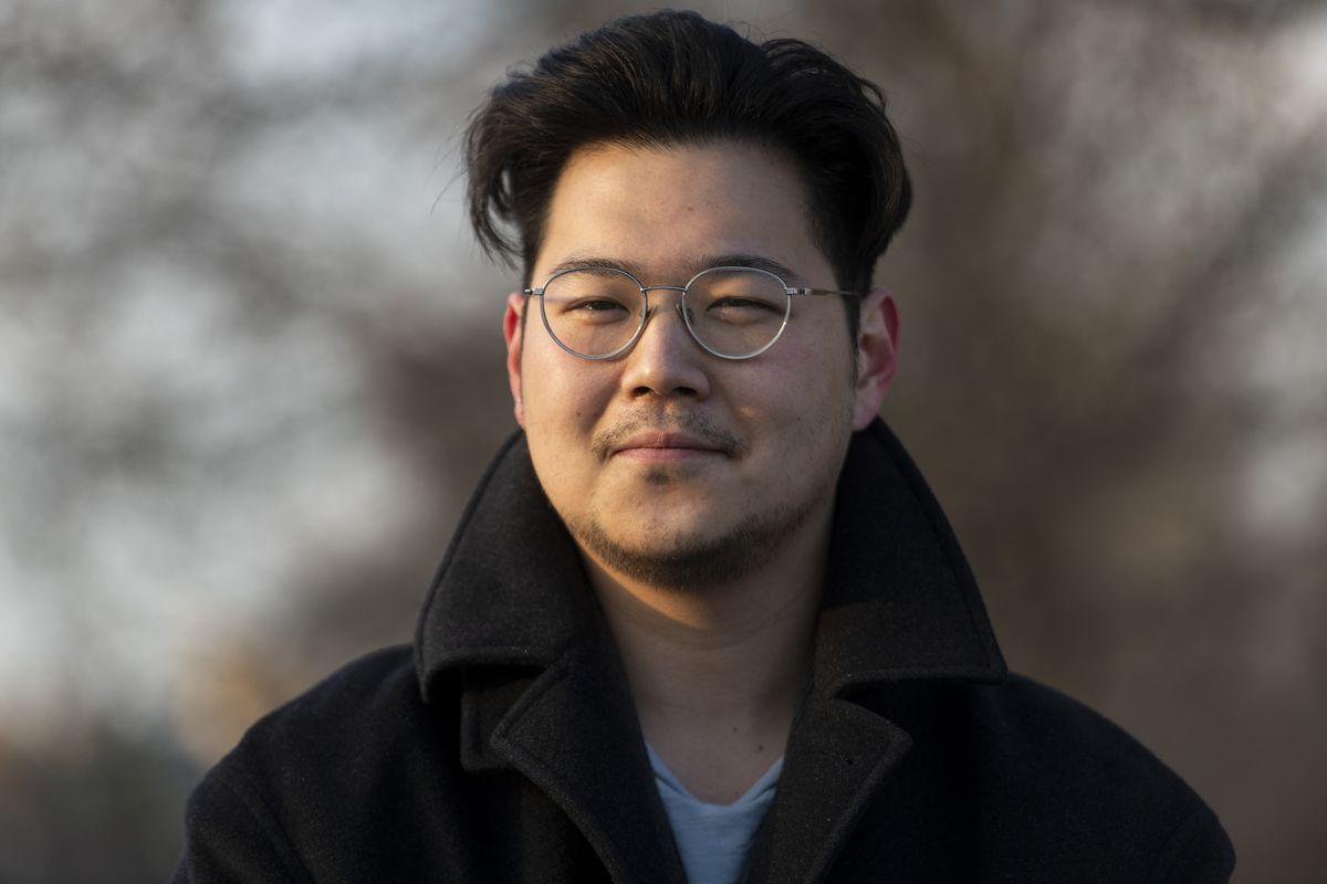 Glo Harn Choi, who lives in Albany Park, and his family in the suburbs have been shut out of the two stimulus checks approved by Congress because of their immigration status.