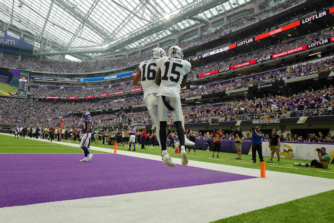 X-Factors for the Raiders vs Colts According to Silver and Black Pride
