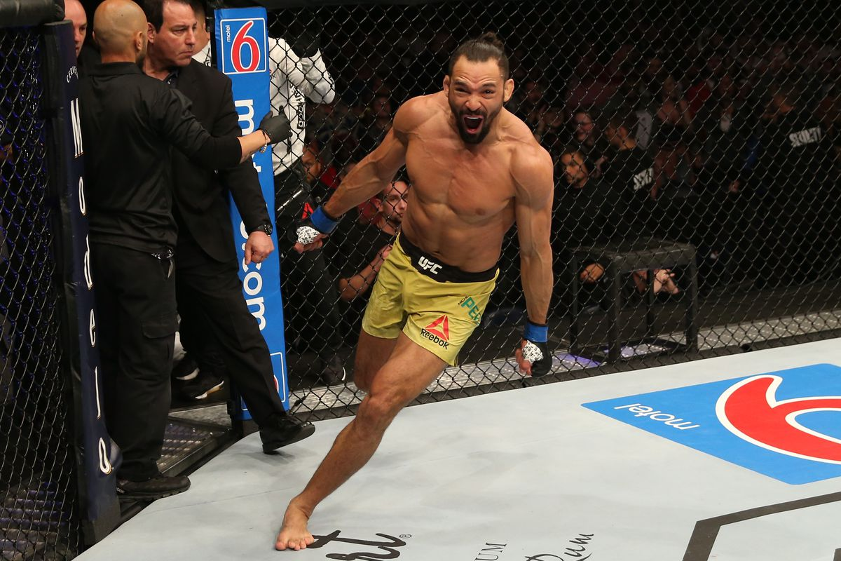 UFC Vancouver's Michel Pereira sees himself as the next Anderson Silva: 'I'll never let one of my fights be b…