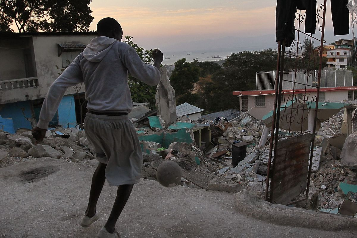 Haiti Wrestles With Basic Needs As Recovery From Deadly Earthquake Begins