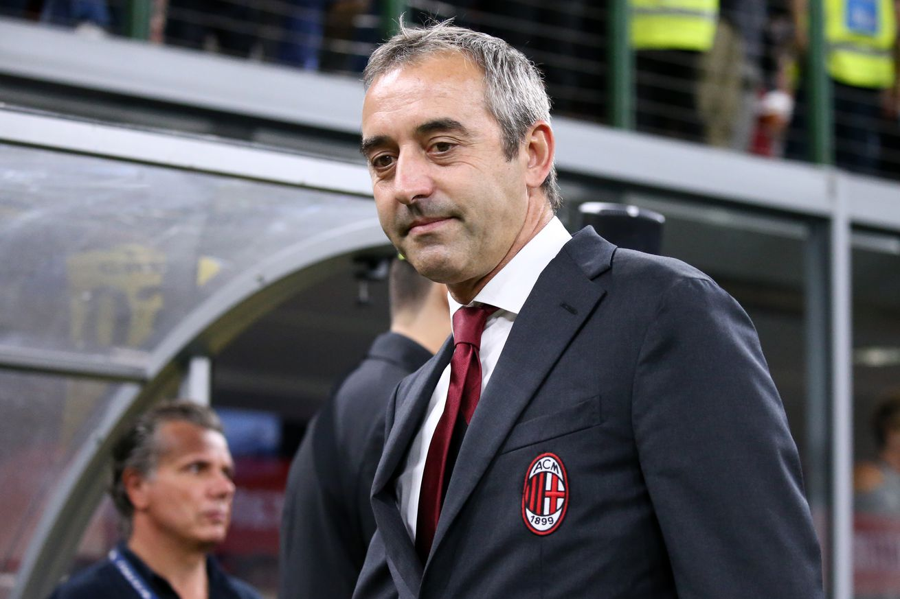 The Case For AC Milan Keeping Marco Giampaolo