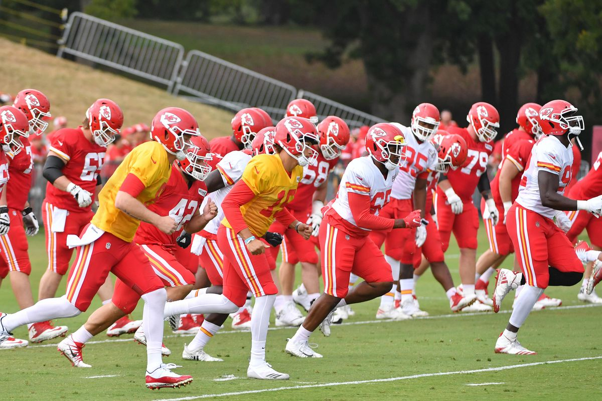 Kansas City Chiefs OTAs: week two schedule, what to expect