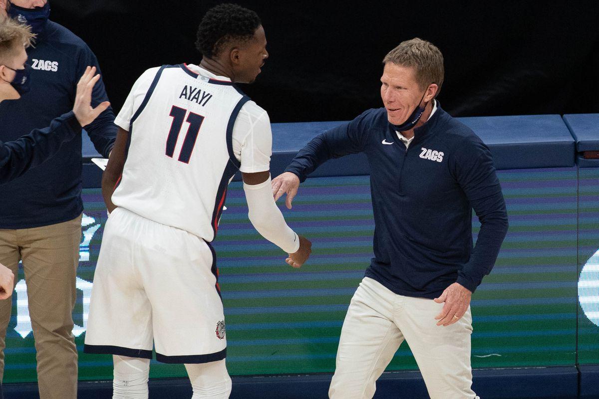 NCAA Basketball: Jimmy V Classic-West Virginia at Gonzaga