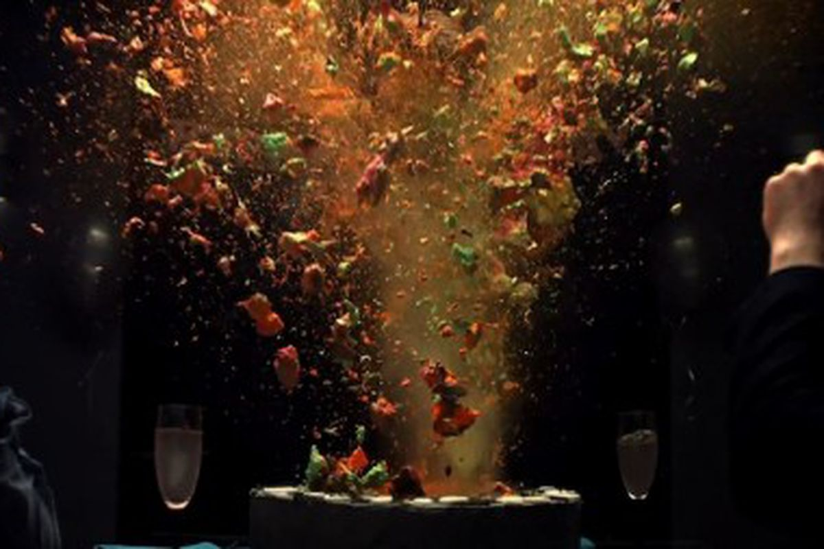 Watch An Exploding Cake Music Video By Autoerotique Eater