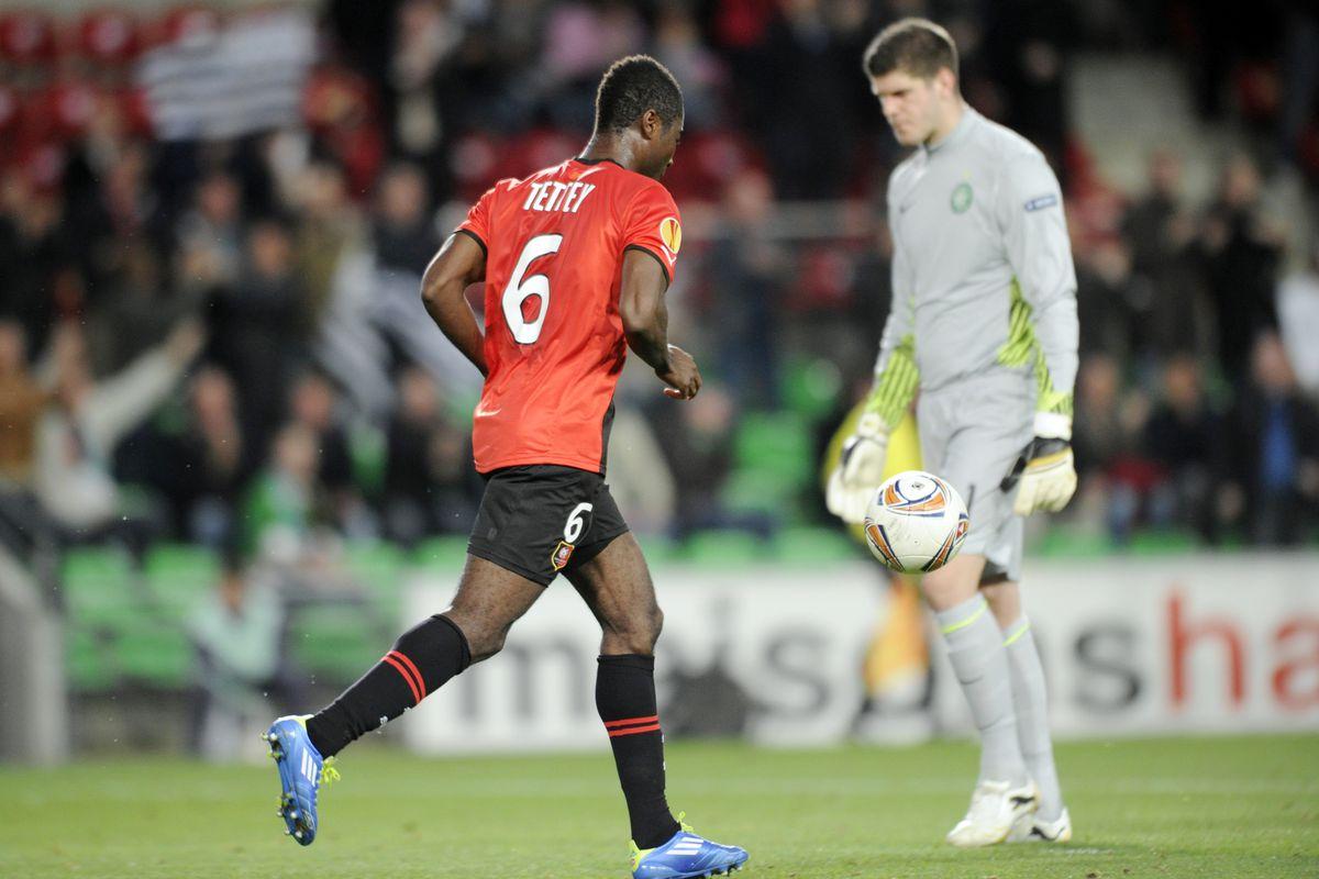 Rennes' Norwegian midfielder Alexander T