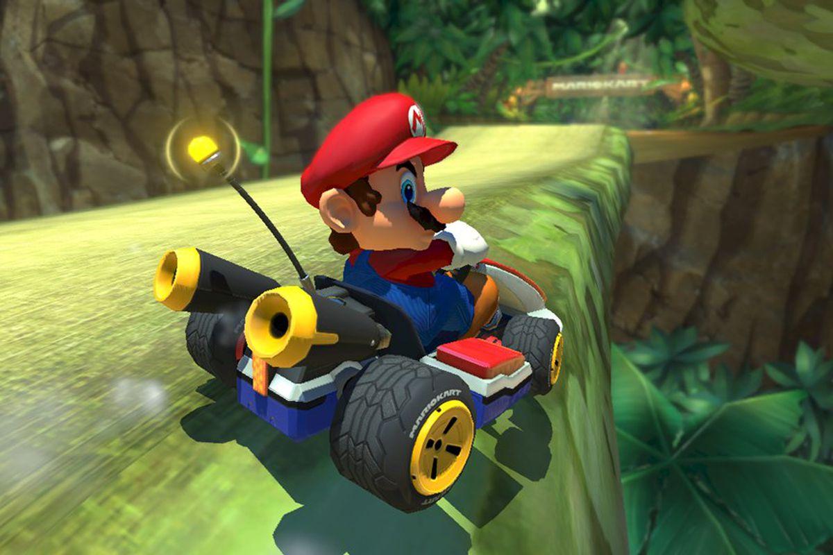 Nintendo is bringing Mario Kart to smartphones - The Verge