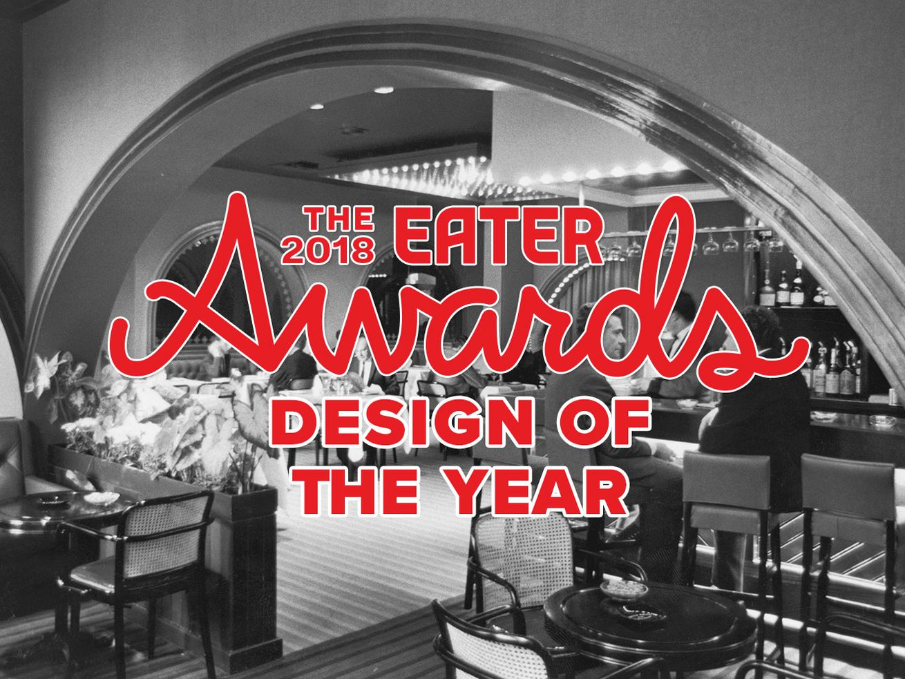 Vote for Chicago's most stunning restaurant of 2018.