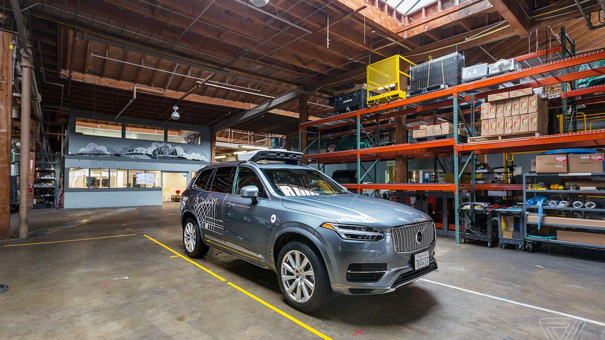 You can hail a self-driving Uber in San Francisco starting