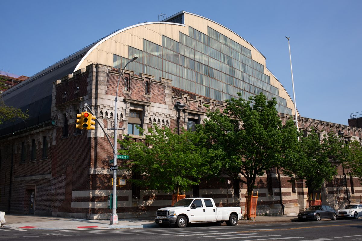 The Bedford Union Armory.