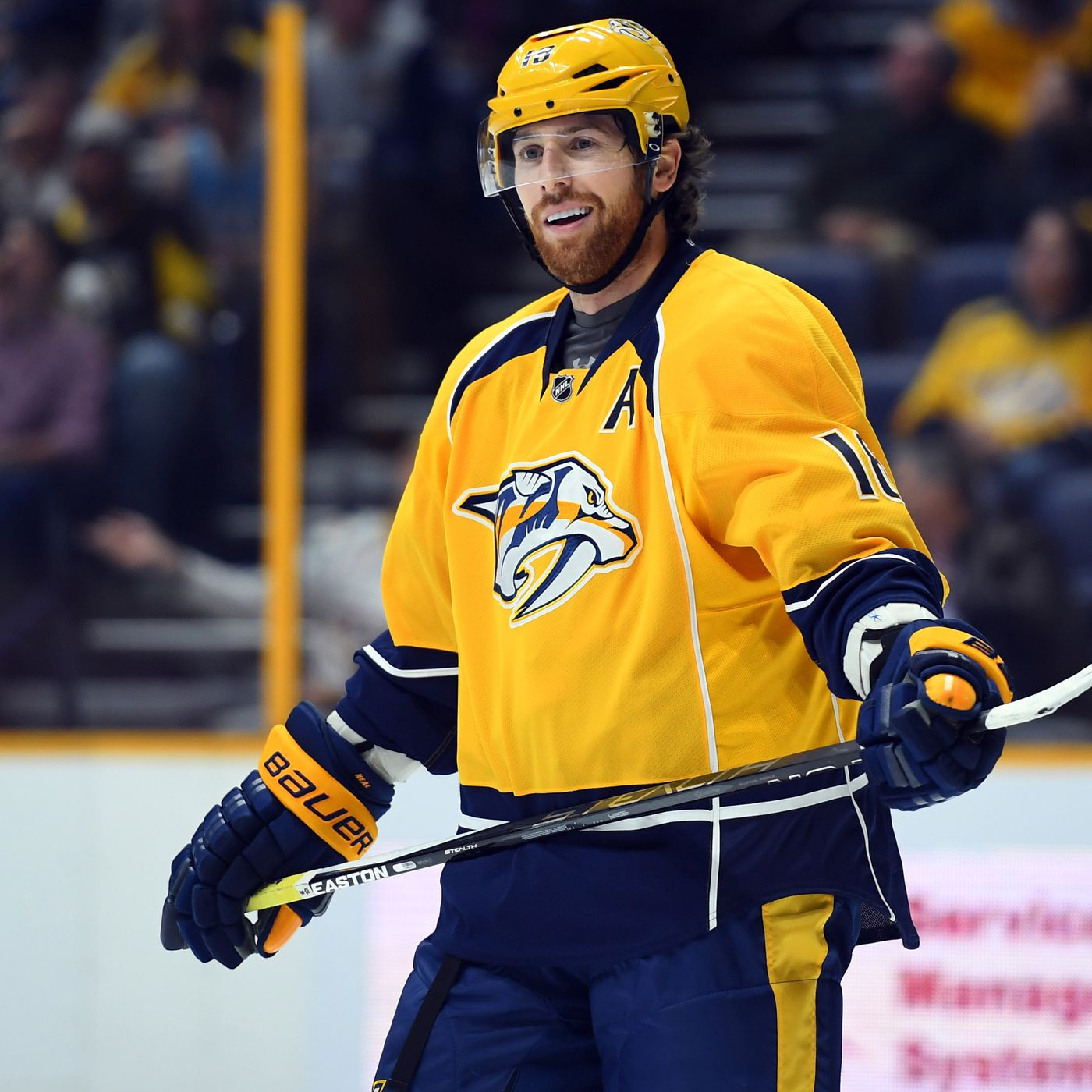 lowest price 3ceb7 642ce Nashville Predators Place James Neal On Injured Reserve - On ...