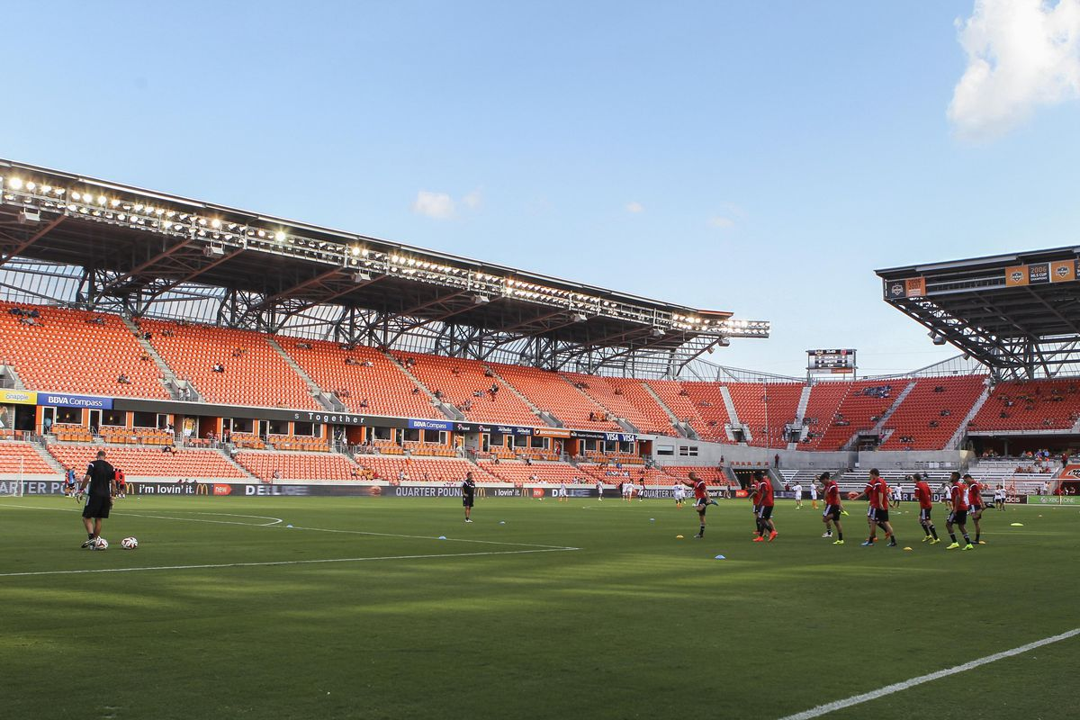 Union Visit Houston at BBVA Compass Stadium To Start Your Gamethread