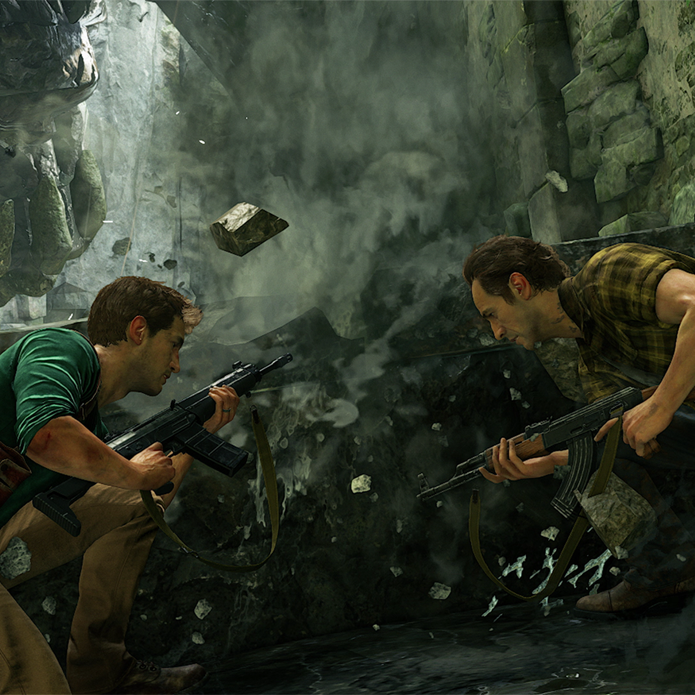 Uncharted 4 Multiplayer Guide Polygon
