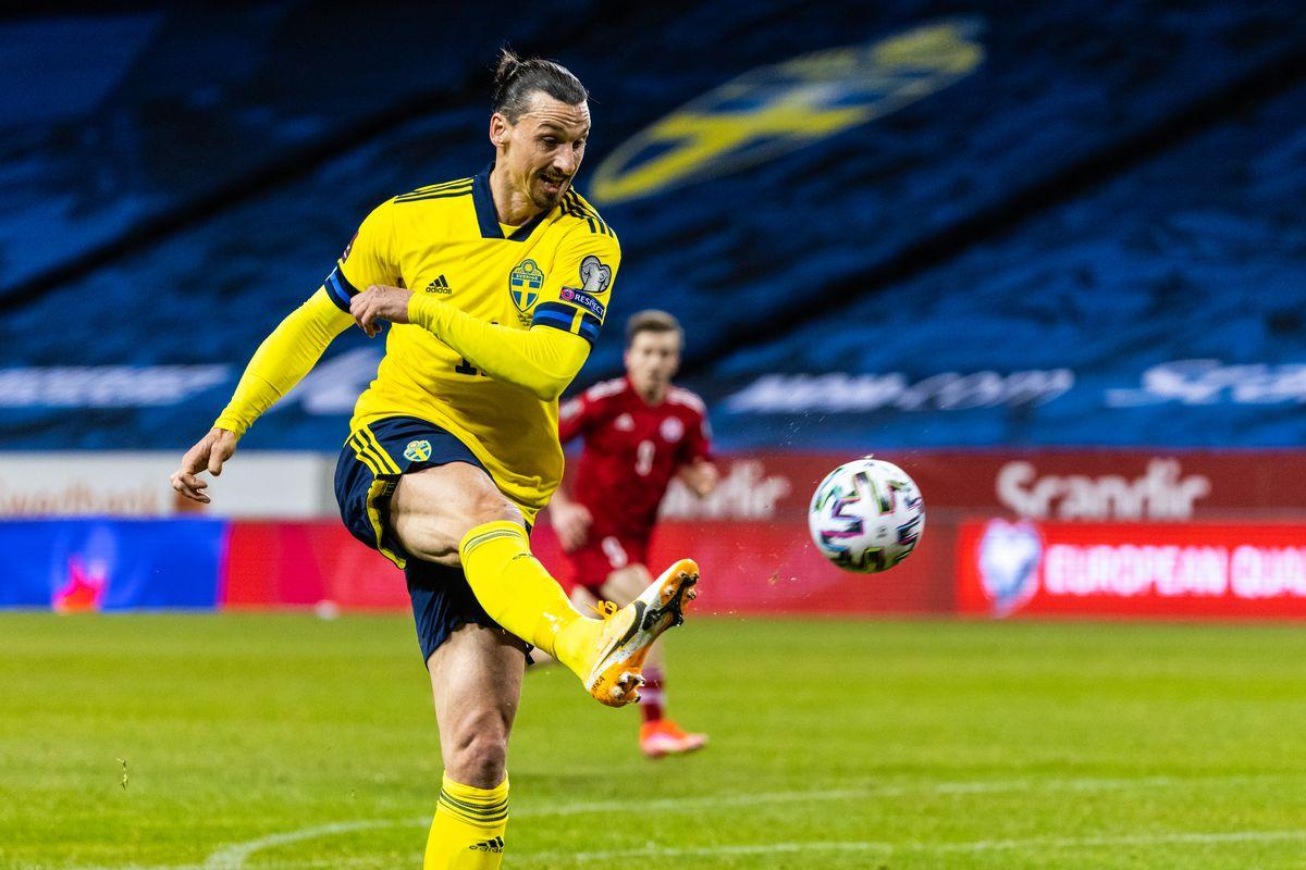 Sweden v Georgia - FIFA World Cup 2022 Qatar Qualifier
