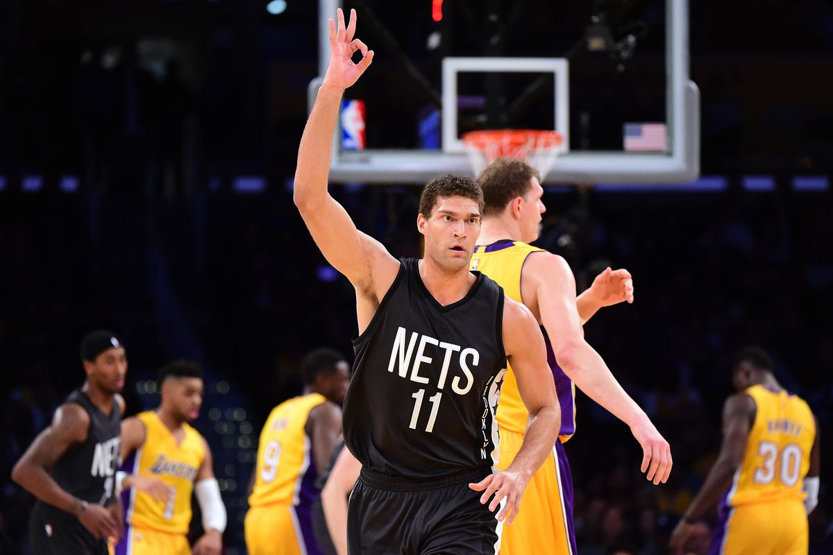 2b376164e Lakers News  Brook Lopez ranked 51st in ESPN s  NBARank - Silver ...