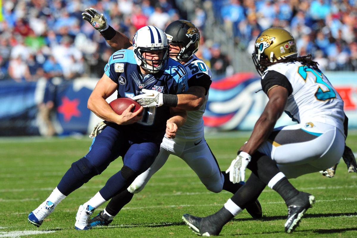This summer, all attention is on Jake Locker as he either solidifies his role as Tennessee's starting quarterback, or loses it entirely.