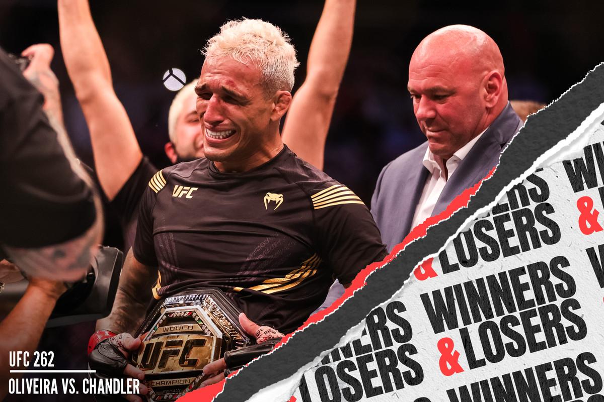 UFC 262: Charles Oliveira vs. MIchael Chandler
