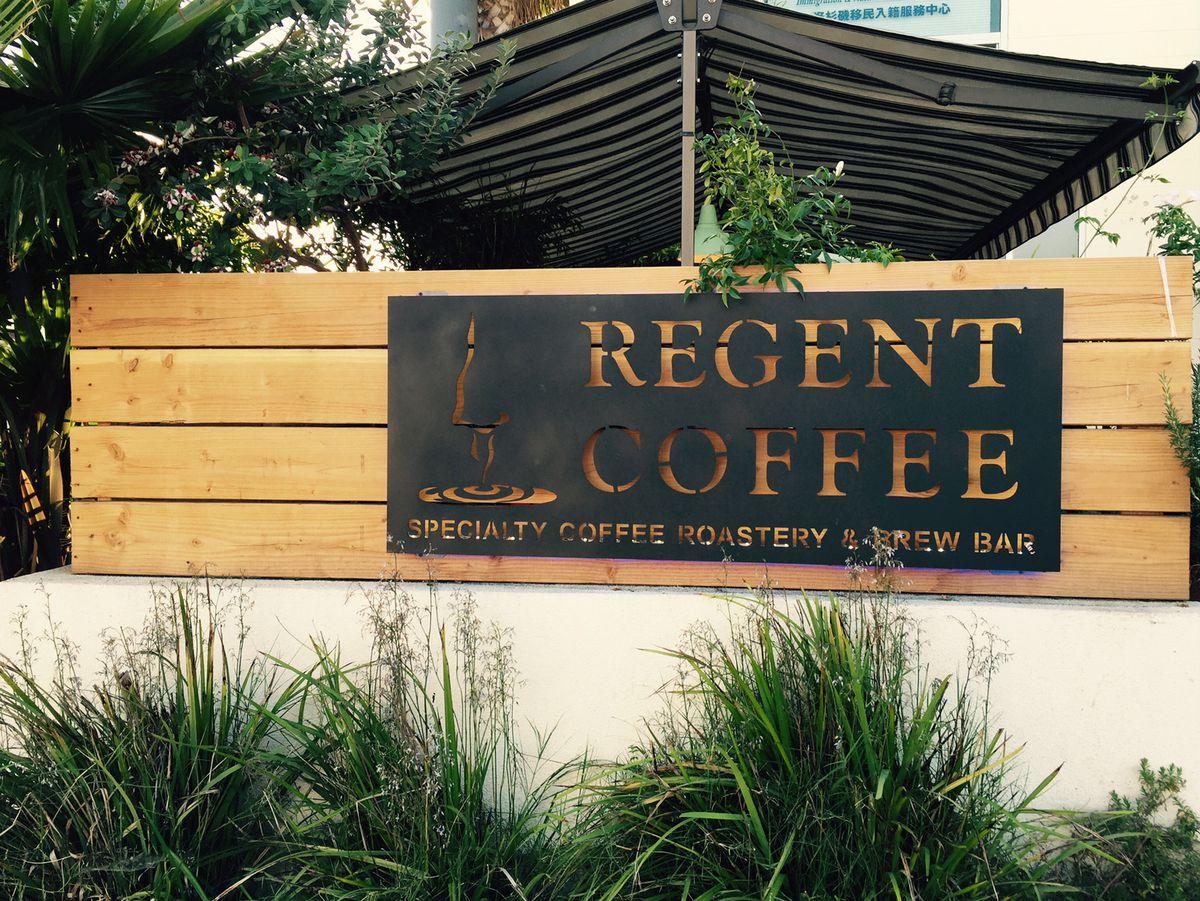 Regent Coffee, San Gabriel