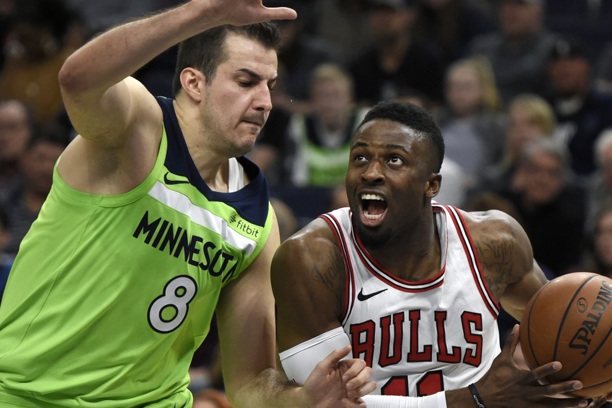Report: Bulls rescind qualifying offer to David Nwaba - Chicago Sun