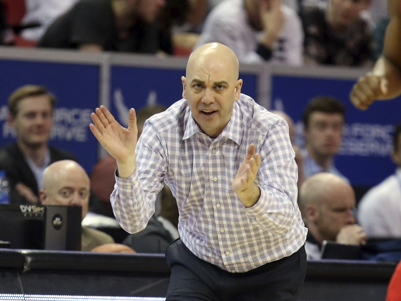 Utah State men's basketball adds another commit in Ukrainian national Max Shulga