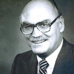 Scott M. Matheson, Utah's 12th governor. 1977-1985.