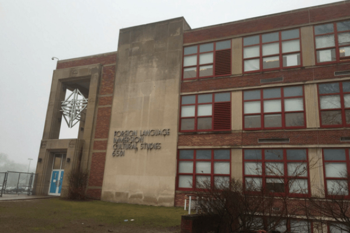 Foreign Language Immersion and Cultural Studies School in Detroit.
