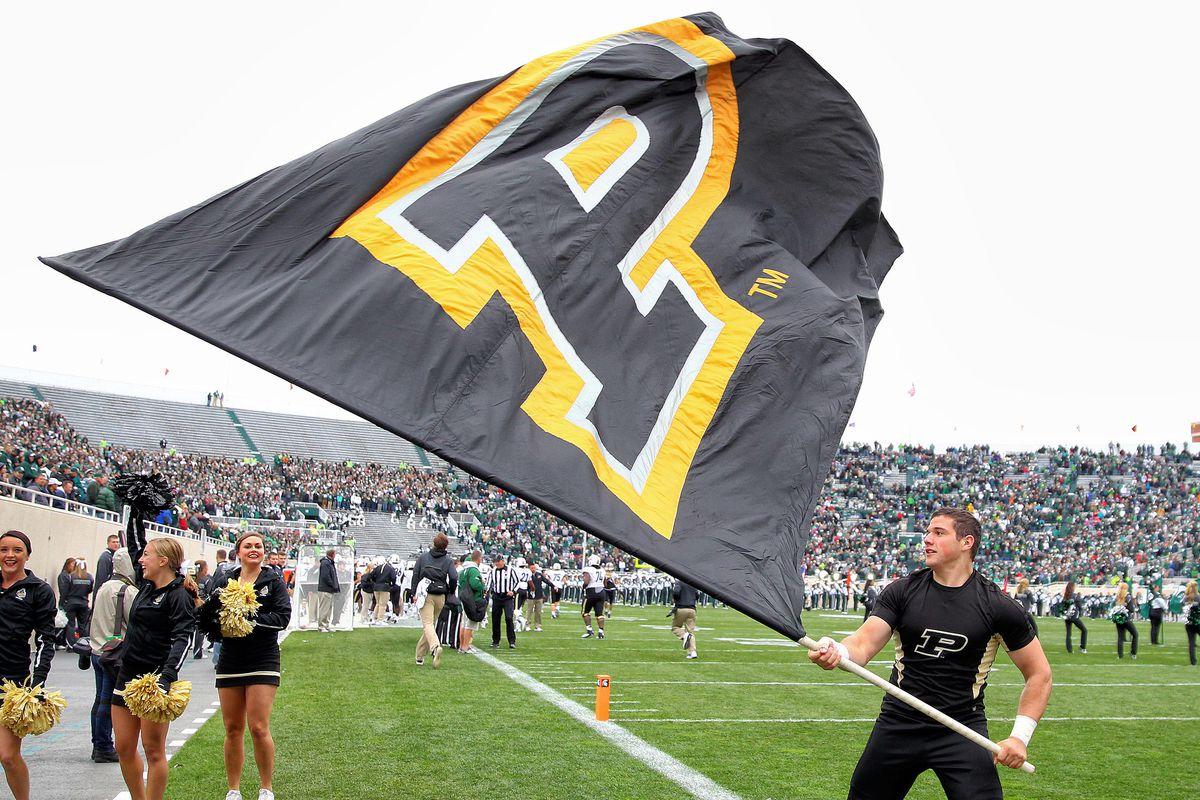 NCAA Football: Purdue at Michigan State